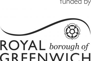 Royal Borough of Greenwich funding logo