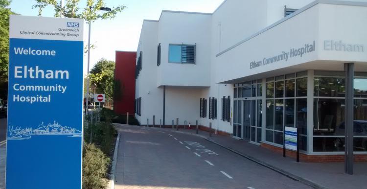 a photo of Eltham Community Hospital