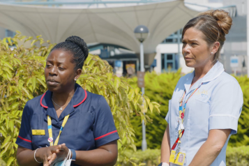 Learning Disability Nurses at Oxleas NHS Foundation Trust
