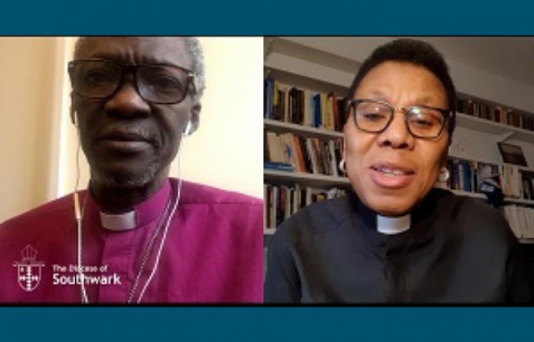 Bishop Karowei Dorgu & Archdeacon of Croydon @RosemarieMallet