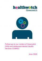 healthwatch mental health graphic